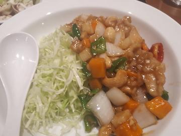 キンシャリ定食2