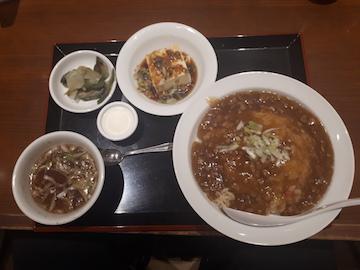 炒飯定食1