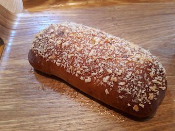 ひよこ豆のカレーパン1