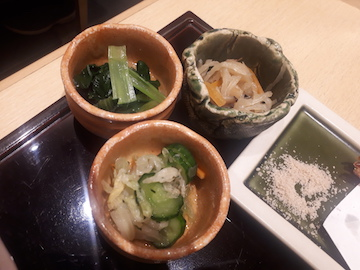 天ぷら御膳5