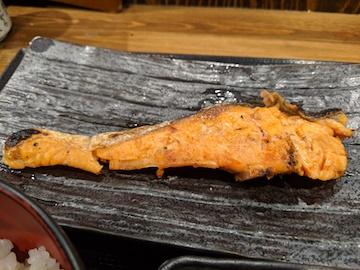 銀鮭定食6