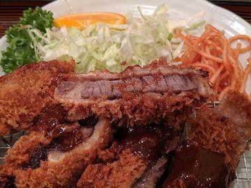 牛かつ定食4