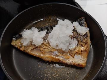 塩鯖納豆定食4