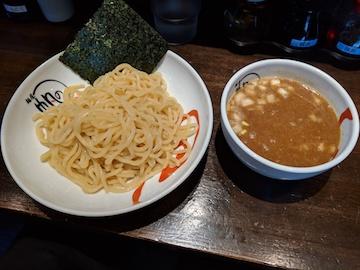 濃厚魚介つけ麺1