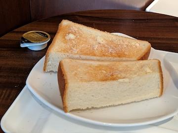 トースト&エッグセット2