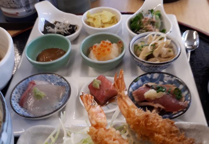 魚よしご膳2