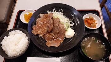 生姜焼き1