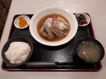 真鯛の煮付け1