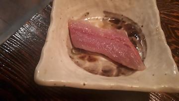 秋刀魚の刺し身2