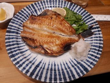 アコウダイの焼魚1