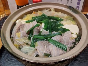 豚ちゃんこ鍋1
