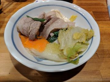 豚ちゃんこ鍋2