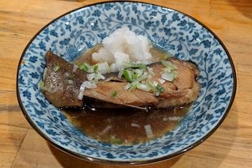 銀鱈の煮魚1