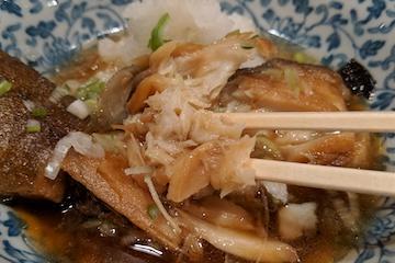 銀鱈の煮魚2
