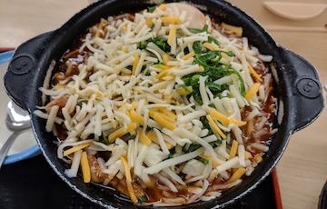 鶏と玉子の味噌煮込み鍋膳(詳細)