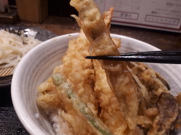 特天丼セット5
