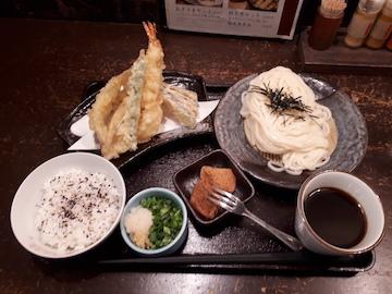 特天丼セット8