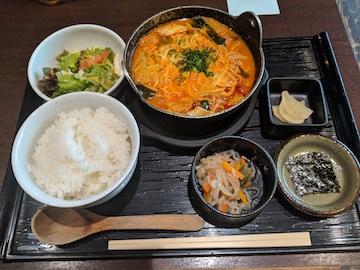プチ鍋定食1