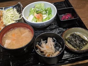 生姜焼き御膳2