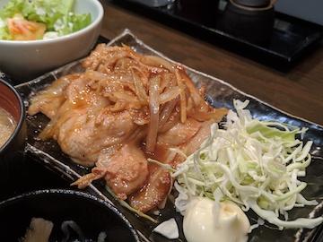 生姜焼き御膳3