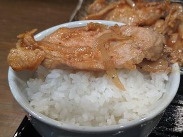 生姜焼き御膳4