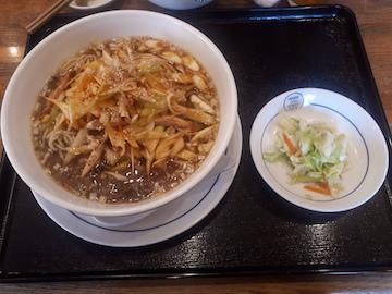 ねぎチャーシュー麺1