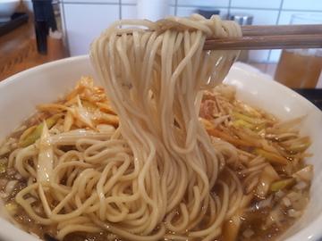 ねぎチャーシュー麺3