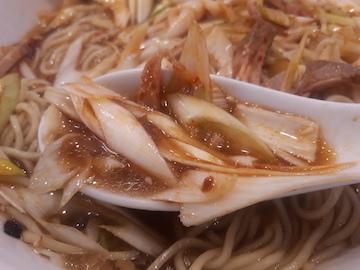 ねぎチャーシュー麺4