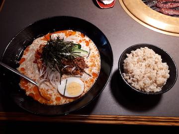 豆乳担々麺1