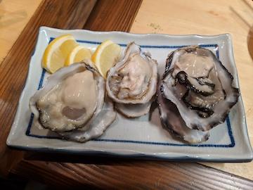 真牡蠣(1)