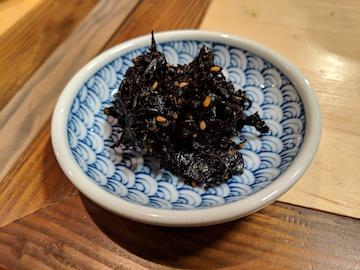 韓国海苔佃煮