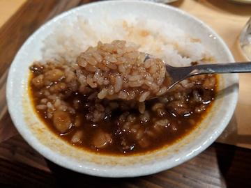 お茶碗カレー(2)