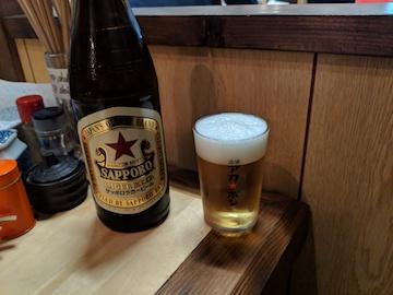 サッポロラガービール(2)