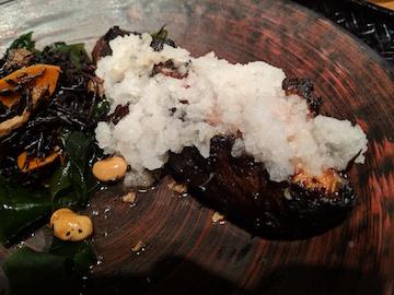 沖目鯛の醤油麹漬け炭火焼き定食4