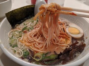 麺(辛味噌)