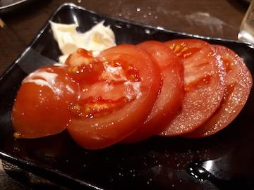 冷やしトマト1