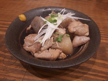鶏肉と大根1