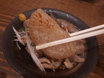鶏肉と大根2