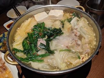 博多モツ鍋2