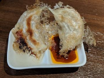チーズ餃子2
