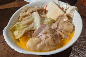 とり鍋(4)