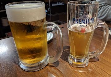 生ビール比較