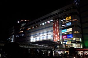浜松駅周辺
