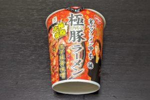 蒙古タンメン中本 極豚 ラーメン 激辛豚骨味噌