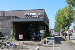 スターバックスコーヒー 富山けやき通り店