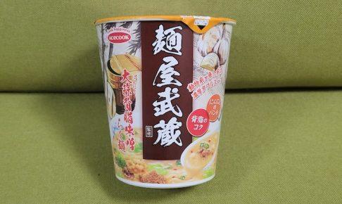 麺屋武蔵監修 大蒜(にんにく)背脂味噌ら〜麺