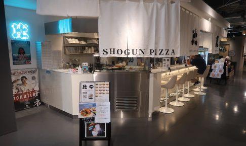 SHOGUN PIZZA BAR