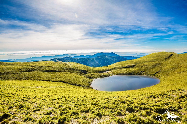 各種不同角度的嘉明湖