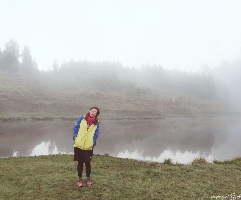 仙女灑落的珍珠加羅湖野營兩天兩夜