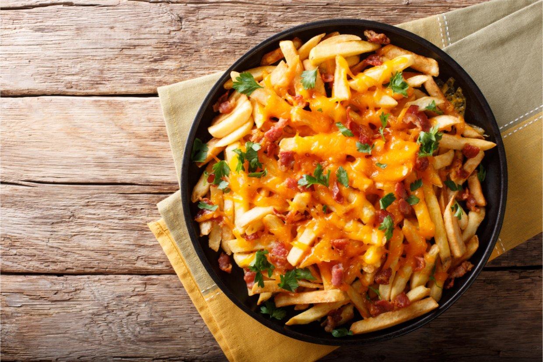 ▲撒在義大利麵上增添美妙風味。